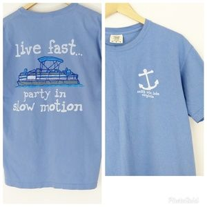Comfort Colors Smith Mtn Lake Virginia Graphic Tee